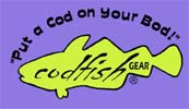 Codfish Gear Logo